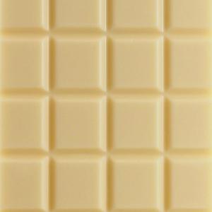 Hvid sukkerfri chokolade